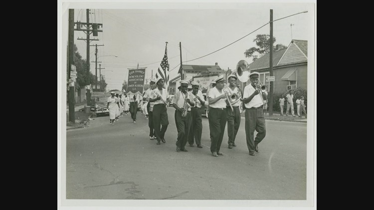 Dancing in the Streets: New exhibit highlights uniquely New Orleans tradition