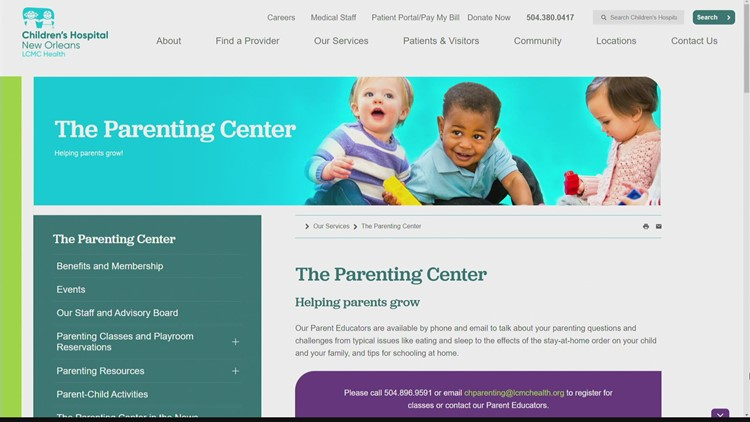 Parenting Center New Orleans | Why the apolpgy from dad is so important