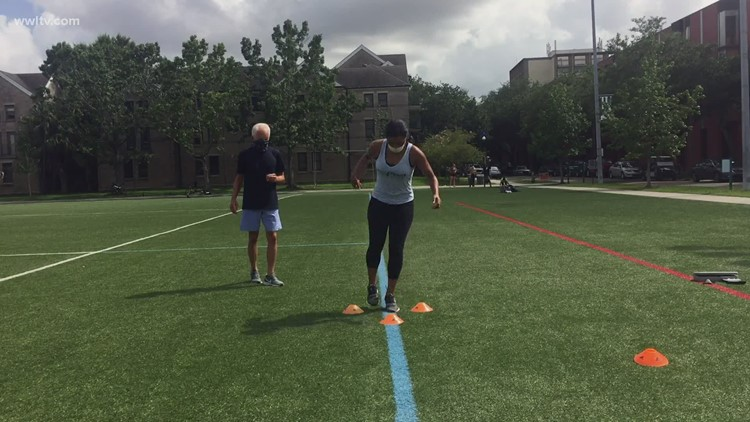 Workout Wednesdays with Mackie Shilstone - July 22