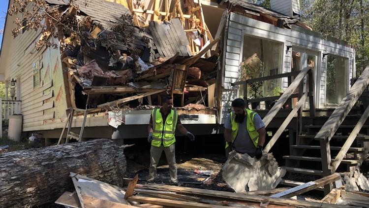 Mandeville couple survives Hurricane Ida, Muslim relief group helping them
