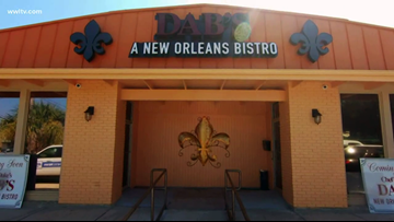 Today's Main Course: Chef Duke is back with Dab's in Metairie