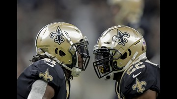 Saints win nail-biter against Steelers, clinch home field advantage in playoffs