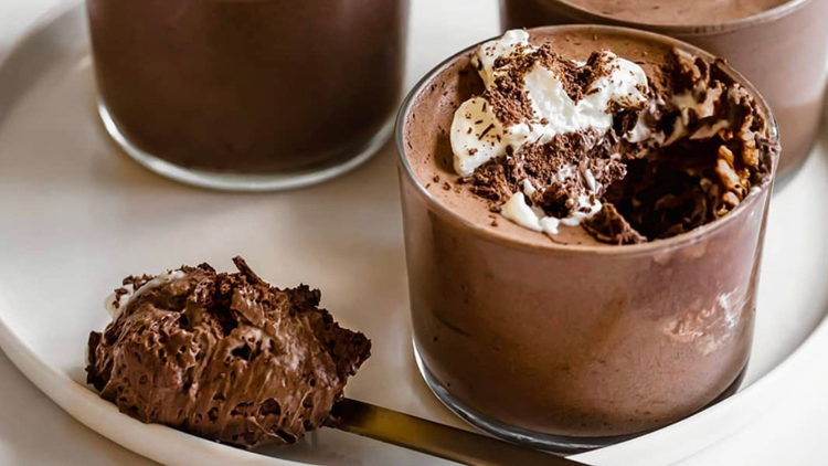 Recipe: Chef Kevin's Choclate Mousse