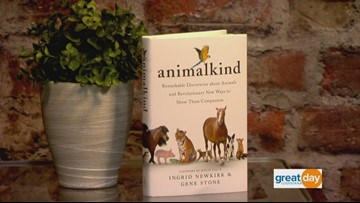 PETA celebrates 40 years with new book