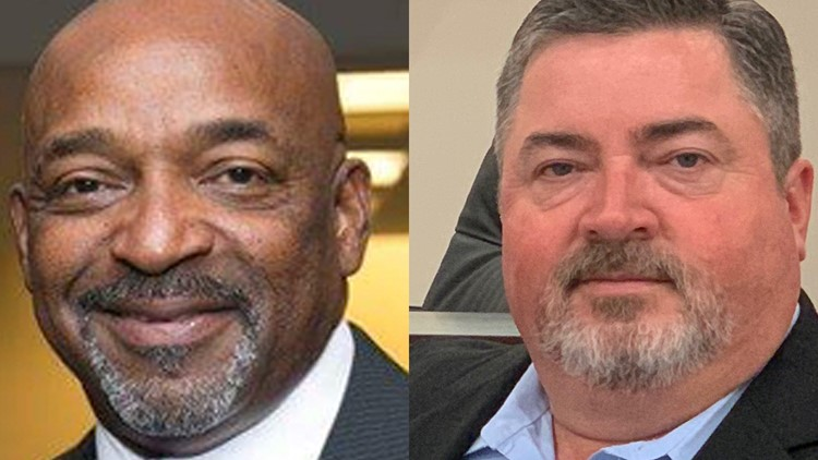 Union reps Dennis Miller, left, and Lance Albin blast Louisiana Attorney General for hiring Mexican workers