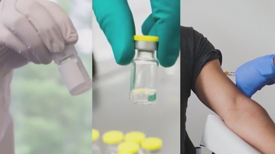 Vaccine-makers develop booster shots