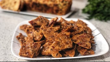 Recipe: Bacon Brittle by Chef Kevin Belton