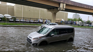 New Orleans residents respond to city, S&WB on Twitter during Saturday flooding