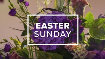 'All about family;' New Orleans celebrates Easter Sunday