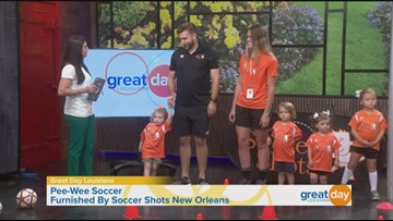 Soccer Shots teaches little ones to become future all-stars