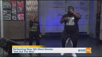 5th Ward Weebie performs