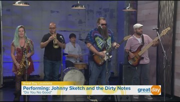 Johnny Sketch and the Dirty Notes