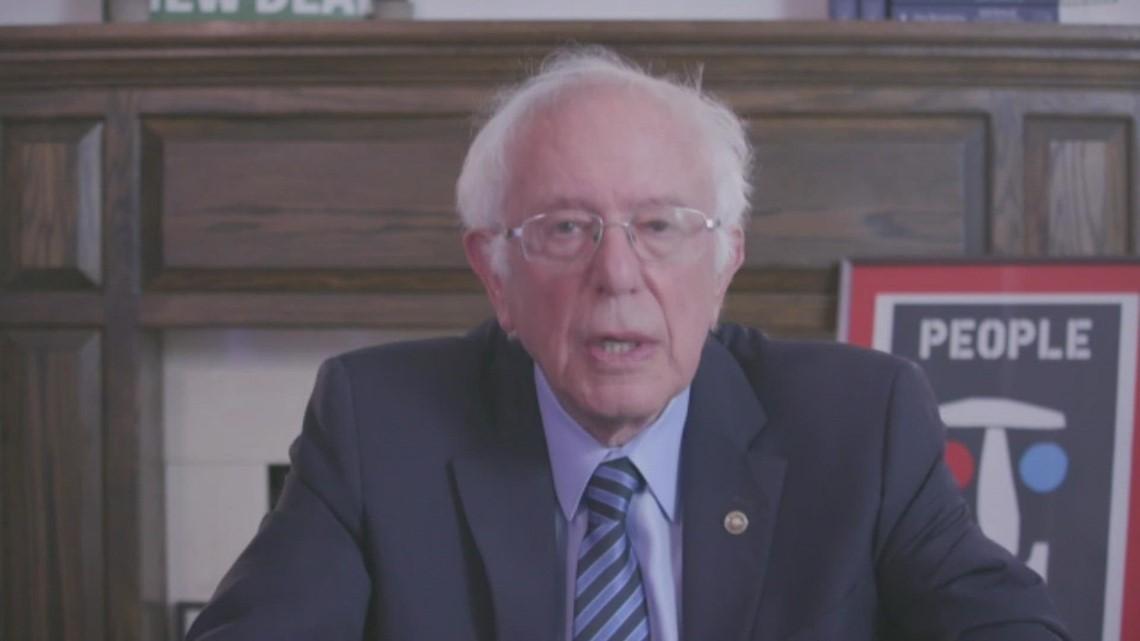 Exclusive: Bernie Sanders praises Biden infrastructure bill: 'Something that's long overdue'