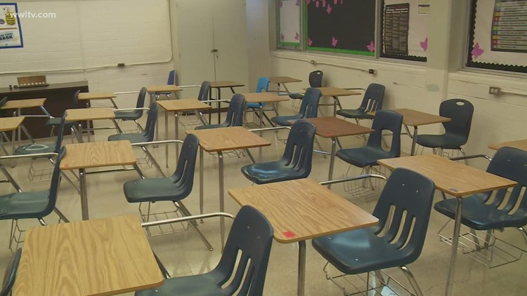 Several changes to Louisiana education advancing through legislature