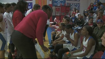 John Curtis girls' basketball playoff highlights