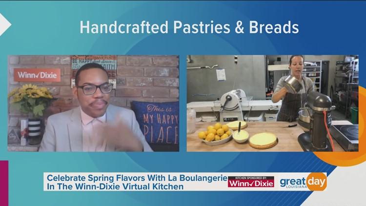 La Boulangerie in the Winn-Dixie Virtual Kitchen