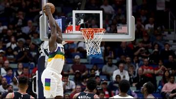 Williamson's 31 points pushes Pelicans past Blazers, 138–117