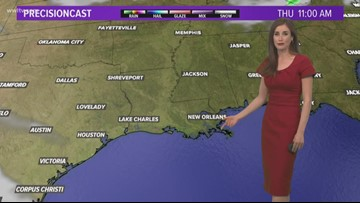 Another chilly night, then a pleasant Tuesday as sun returns