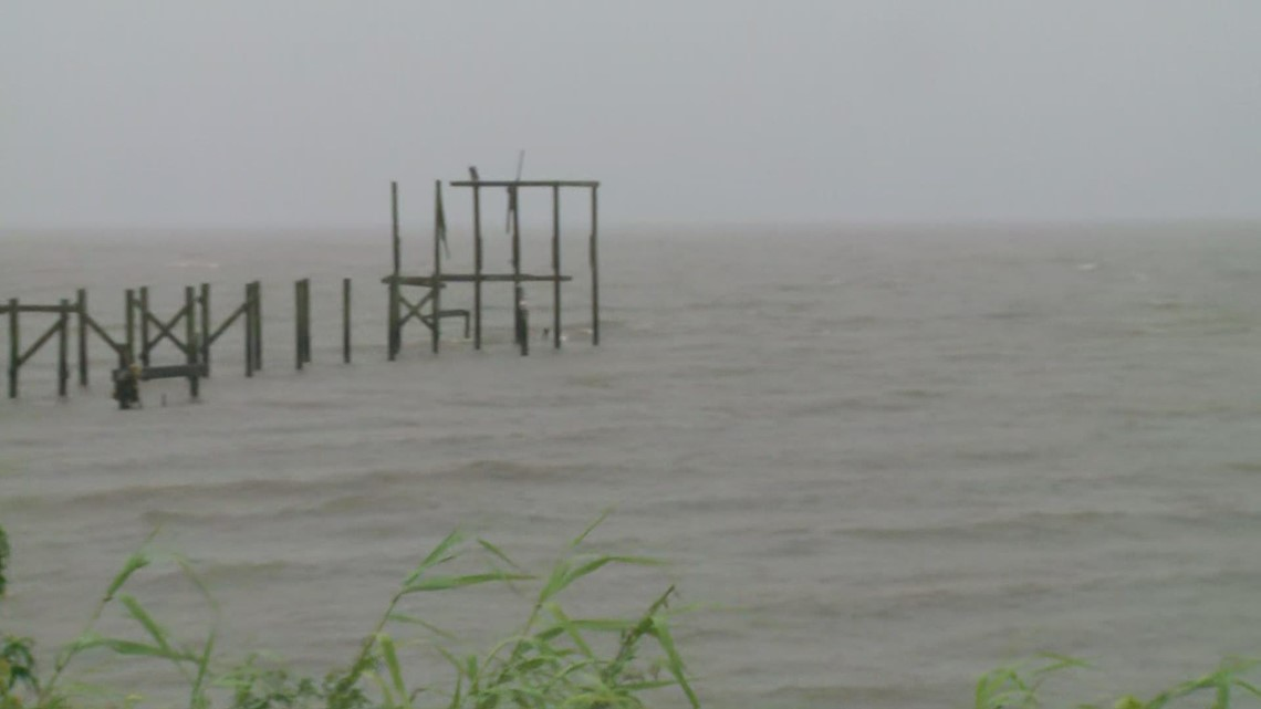 St. Tammany prepares for a tropical threat
