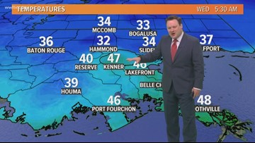 Pinpoint Forecast: Chilly Few Days, Saturday Storms