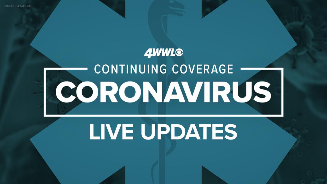 Louisiana Coronavirus Updates: 137 useless, city inquiring for tools donations - WWLTV.com thumbnail