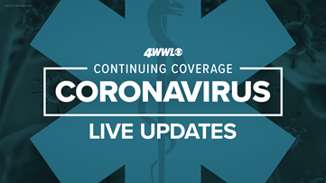 Louisiana Coronavirus Updates: 2nd death reported at retirement community, 196 cases