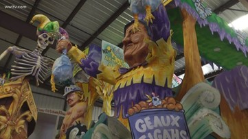 Krewe D'Etat brings satire to Friday night's Mardi Gras parades