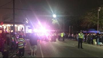 Mayor warns parade goers to not approach floats, stay out of street