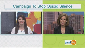 Stopping opioid silence