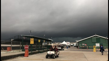 Jazz Fest delays opening to 12:30; Zurich Classic to re-start at 1 pm