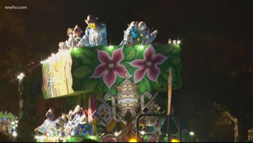 Performance times for Family Gras moved up due to potential