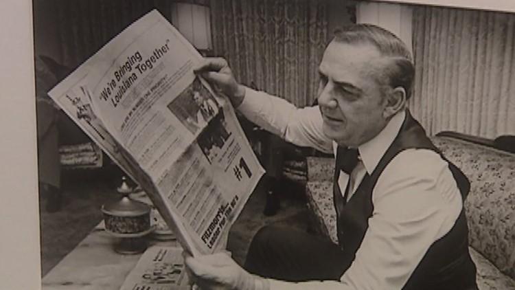 Jimmy Fitzmorris, former Louisiana lieutenant governor, dies at 99