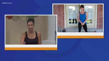 Tips for working out at home from trainer Wendy Welch