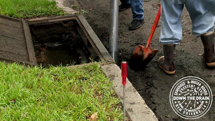 New Orleans has 3 working vacuum trucks to clean 72,000 catch basins