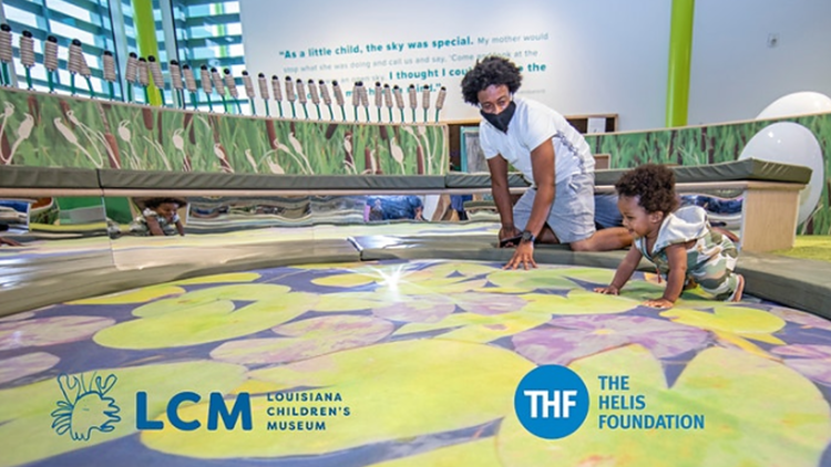 Louisiana Children's Museum admission free on Sunday; here's how to sign-up