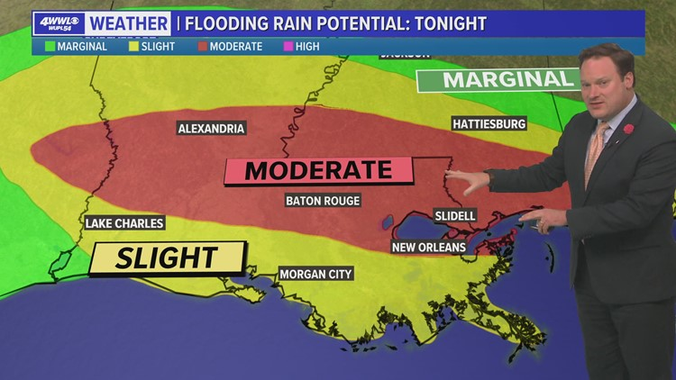Weather: More Rain in the Forecast Tonight, Saturday...Drier Sunday!