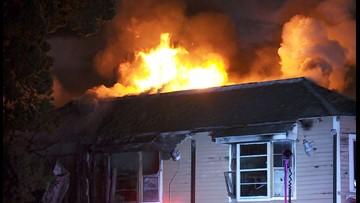 3 dead after car slams into longtime beauty salon and major fire erupts
