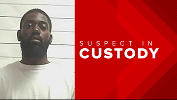 NOPD: Suspect ends multi-state crime spree by shooting driver 18 times on Decatur St.