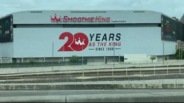 New Orleans' Downtown arena celebrates 20 years