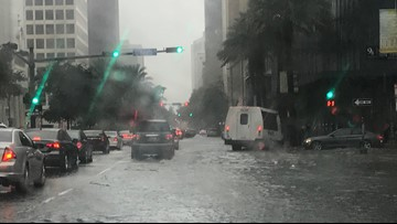 Did New Orleans' drainage upgrades make flooding worse elsewhere?