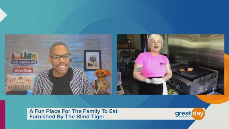 The Blind Tiger Restaurant Part 2