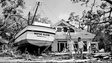 Mississippi remembers victims of Hurricane Camille as 50th-anniversary nears
