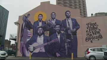 In these empty buildings, Jazz took its first steps