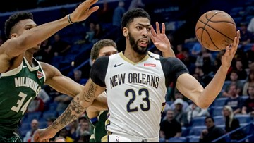 Pelicans' Griffin says no 'shot clock' on any Anthony Davis deal