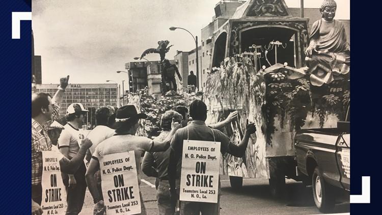 Errol Laborde: 3 years when Mardi Gras helped save New Orleans