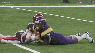 Amite captures state football title with 47-20 win over Welsh