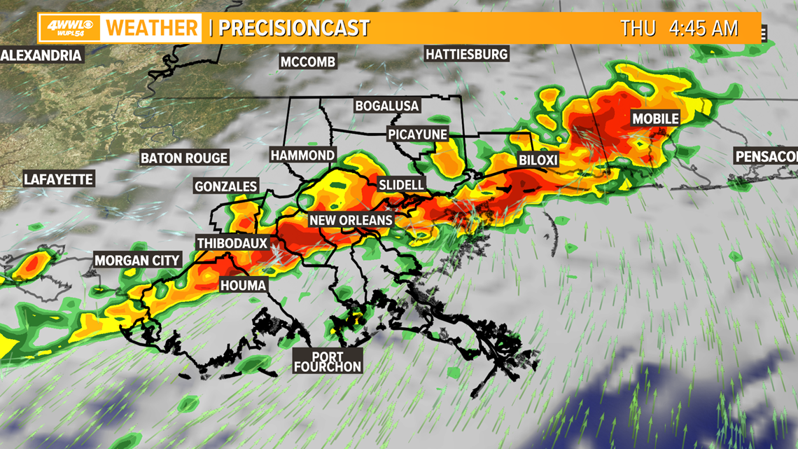 Forecast: Overnight storms over, sun & humidity likely this afternoon
