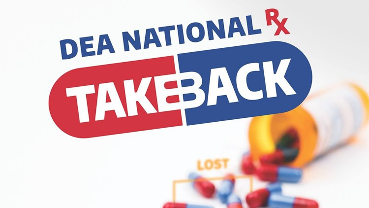 National Prescription Drug Take Back Day | Find out where you can drop off unused or expired medications