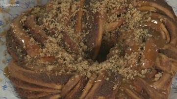 Saba's Babka King Cake