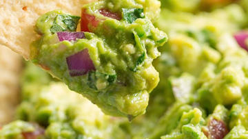 Recipe: Perfect Guacamole for Taco Tuesday